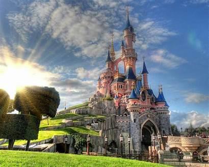 Disneyland Paris Castle Wallpapers Inside