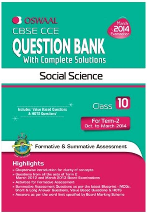 worksheets for class 10 social science cbse oswaal cbse