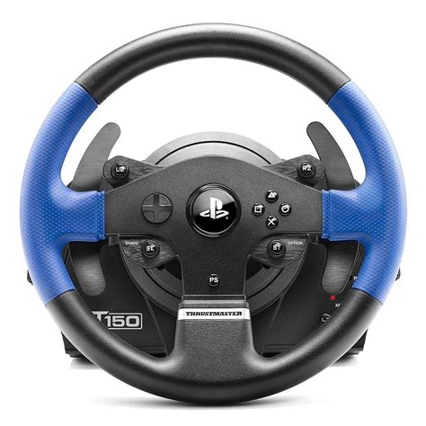 Volante Pc by Thrustmaster T150 Feedback Volant Pc Thrustmaster