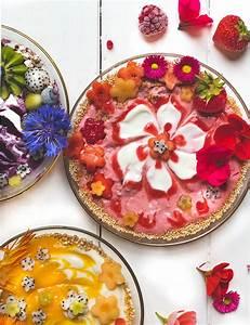 Welche Blumen Kann Man Essen : s k che 3 flower power smoothie bowls blaubeere ~ Watch28wear.com Haus und Dekorationen