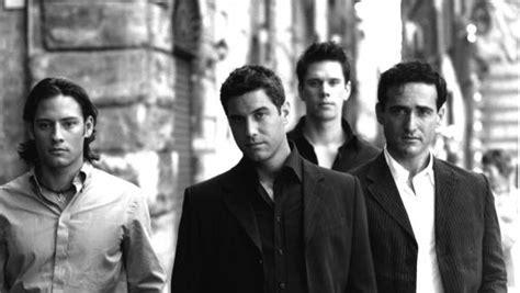 Gruppo Il Divo - il divo con nuevo disco actuar 225 en abril en barcelona y