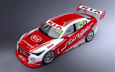 kia supercar gen2 supercars concepts kia stinger speedcafe