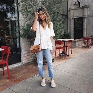 7 Shoes To Pair With Your Boyfriend Jeans | Cute Outfits