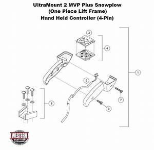 Ultramount 2 Mvp Plus - V-plow Diagrams
