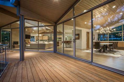 series  sliding glass doors thermal windows