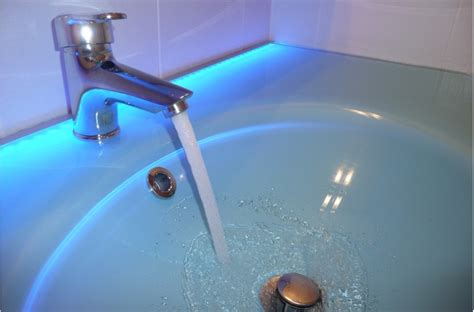 eclairage 224 led d 233 coratif salle de bain pose carrelage