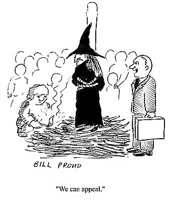 carrot witch hunt humor