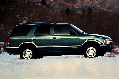 car repair manual download 2001 chevrolet s10 windshield wipe control 1995 05 chevrolet blazer consumer guide auto