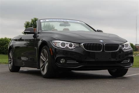 pre owned  bmw  series  xdrive  convertible