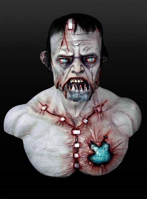 frankensteins monster deluxe mask maskworldcom