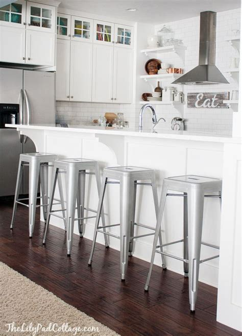 the cottage kitchen and bar 25 best ideas about metal stool on bar stools 8451