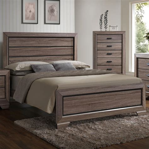 Crown Headboard by Crown Farrow Headboard And Footboard Panel Bed