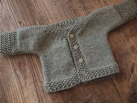 Very Easy Baby Cardigan Knitting Patterns