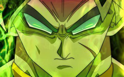 wallpapers  broly close  dragon ball