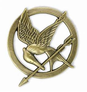 Free coloring pages of the mockingjay pin