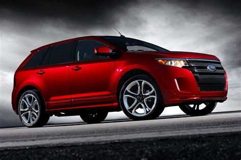 Ford Edge Style Change by Maintenance Schedule For 2014 Ford Edge Openbay