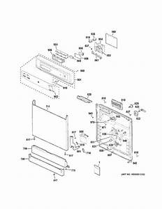 Ge Gsd3301k55bb Parts List