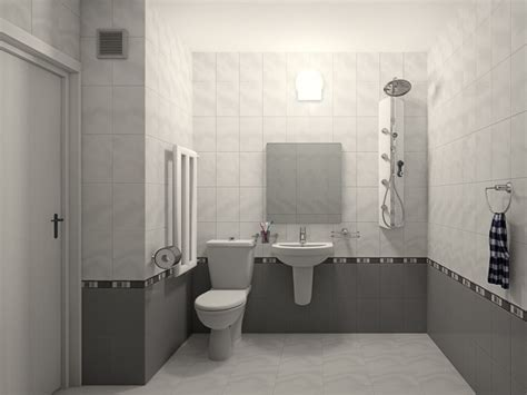 Good Colors For Bathroom, Simple Small Bathroom Design
