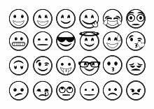 Pdf Seiten Ausschneiden : malbilder emojis smileys und gesichter ausdrucken ~ Orissabook.com Haus und Dekorationen