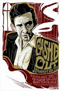 Johnny Cash Poster : the gallery for johnny cash finger drawing ~ Buech-reservation.com Haus und Dekorationen