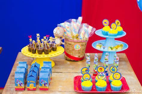 Galinha Pintadinha Decoração Festa Infantil Nossa