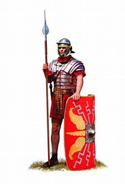 Image result for roman soldier