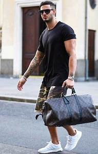 gym time after work //mens fashion // gym bag ...
