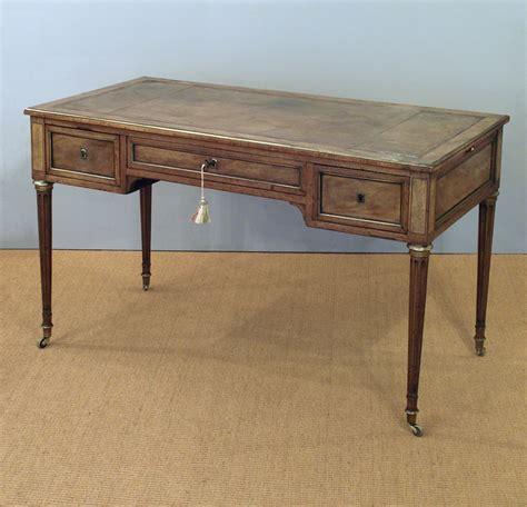 table bureau but antique writing table louis xvi bureau plat