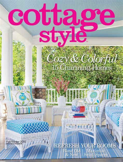 Cottage Style Magazine Cottage Style Digital Magazine Discountmags