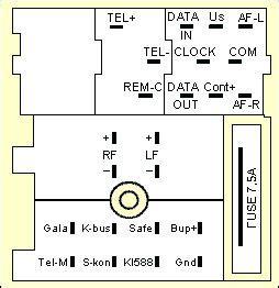 Skoda Speaker Wiring Diagram by Skoda Car Radio Stereo Audio Wiring Diagram Autoradio