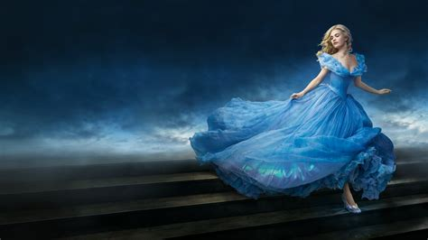 lily james  cinderella wallpapers hd wallpapers id