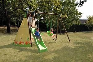Aire De Jeux Soulet : soulet station bois kalena aire de jeux carrefour ~ Melissatoandfro.com Idées de Décoration