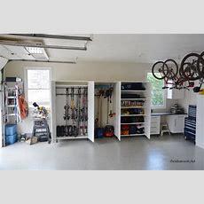 Garage Organization & Giveaway  The Idea Room