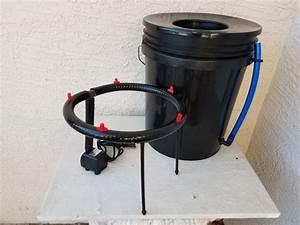Details About Aeroponic Dwc Bubbler Bucket