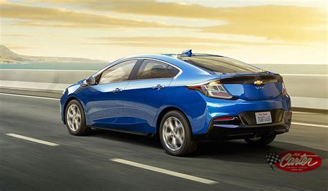 2017 Chevrolet Volt Ev Happiness Without The Range Anxiety
