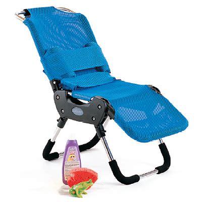 leckey s advance bath chair color royal blue size 4 model 92687902