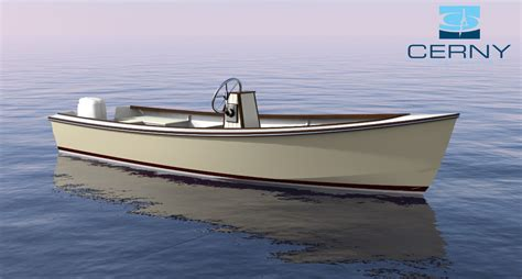 Panga Boat Kits by Wooden Boat Projects