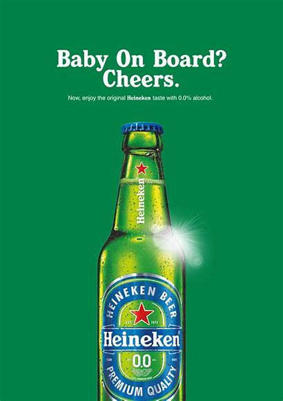Heineken Ad Cheers Advertisement Beer Ads Board