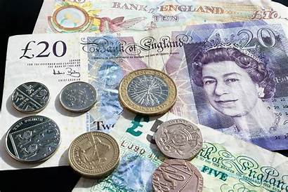 London Money Currency Pounds