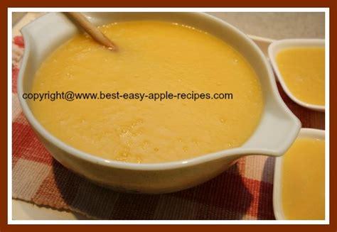 peach apple sauce recipe  homemade applesauce