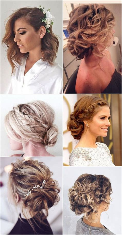 1950s Hairstyles For Medium Length Hair by 24 Lovely Medium Length Hairstyles For 2019 Weddings