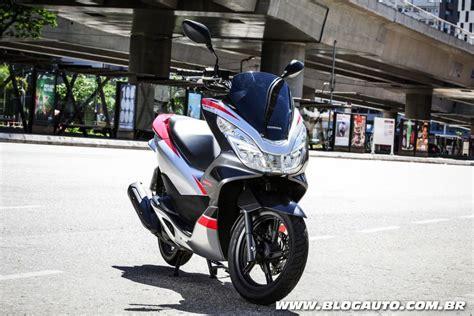 Pcx 150 Dlx 2018 by Honda Pcx 150 Sport Estreia Como Vers 227 O Mais Agressiva