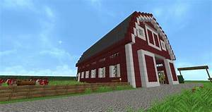 Redwood Farm – Minecraft Building Inc