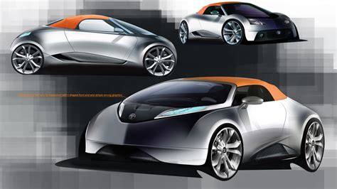 Tata Subbrand's Rumored Sports Car Concept May Change Low