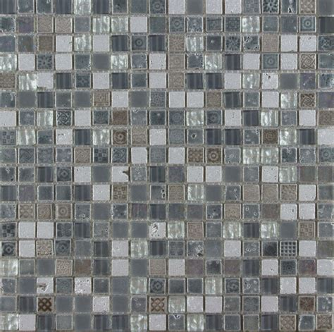 glass and mosaic tile grey and glass mosaic 15x15 glass mosaic tiles