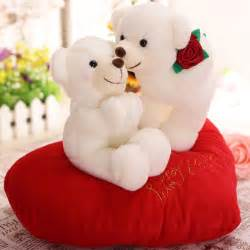 whats a wedding gift pernycess ted teddy plush creative wedding pillow gift free