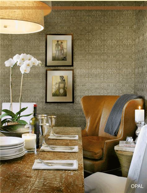 Grasscloth Wall Covering With Designs 2017 Grasscloth