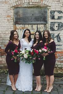 12 bridesmaid dress ideas you and your girls will love With winter wedding cocktail dresses