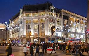 West End London Shopping