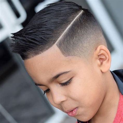 50 Cool Haircuts For Boys 2018   <a href=